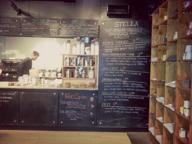 stella international cafe detroit