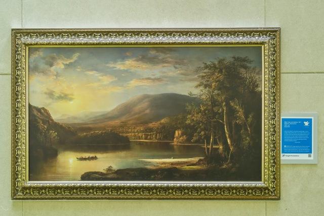 Robert S. Duncanson Ellen's Isle