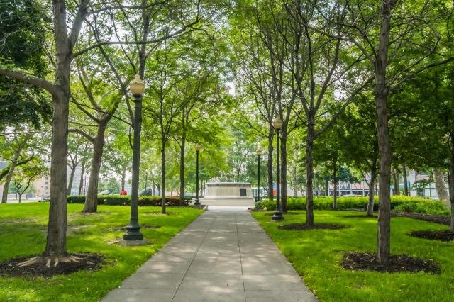 Edison Memorial Fountain Detroit