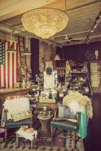 Corktown Detroit El Dorado General Store