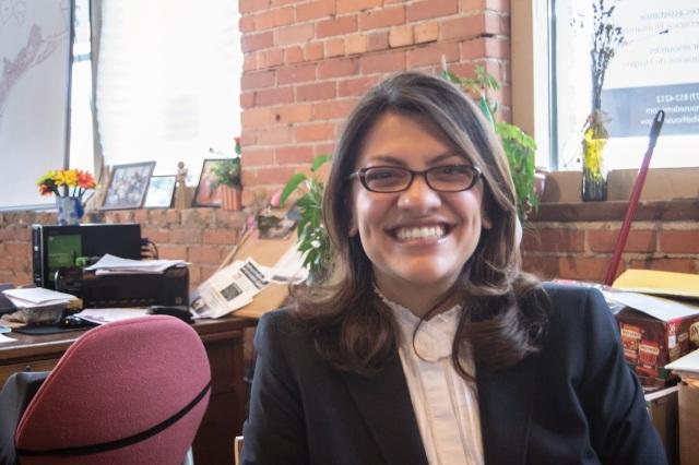 Rashida Tlaib