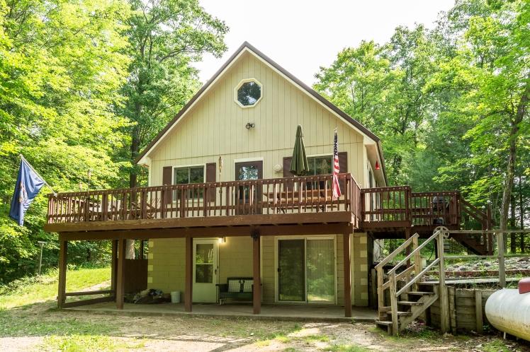 northern Michigan, cottage, Ludington