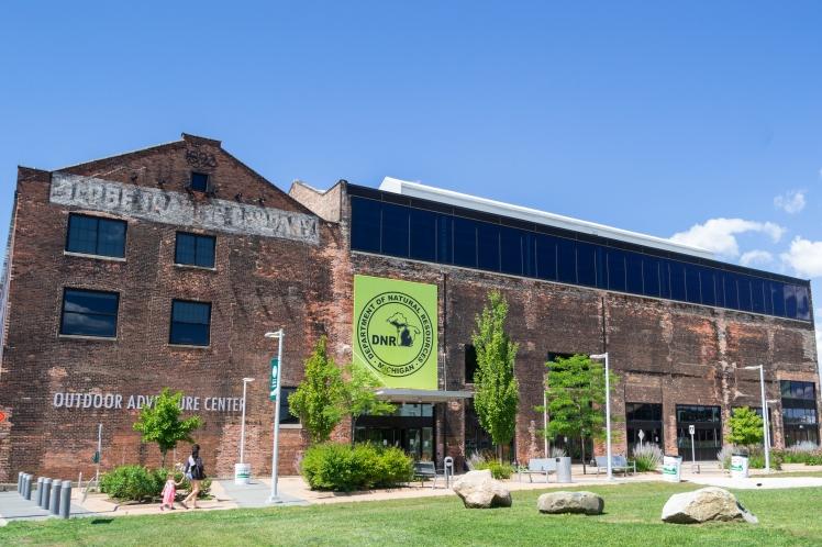 Detroit Outdoor Adventure Center, Michigan