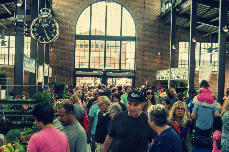 Eastern Market, Detroit, Shinola