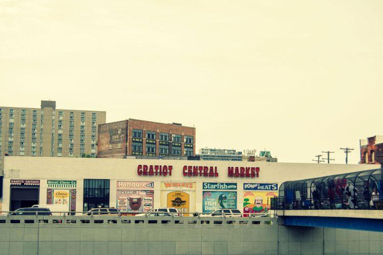 Eastern Market, Detroit, Gratiot Central Market