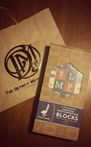 Detroit Mercantile Company, Detroit, Eastern Market