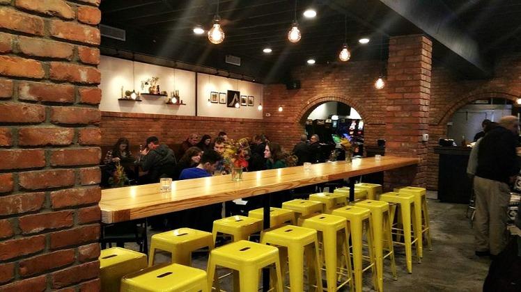 Bobcat Bonnie's, Corktown, Detroit